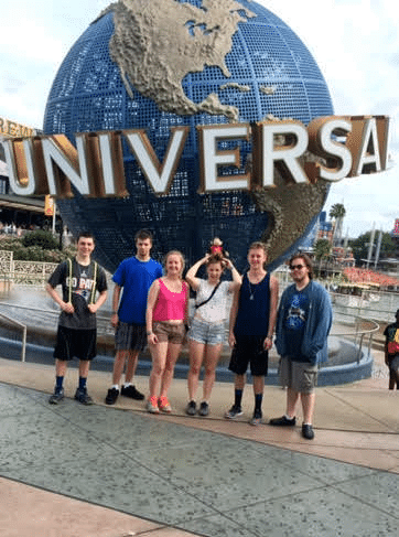 AST Student Group at Universal