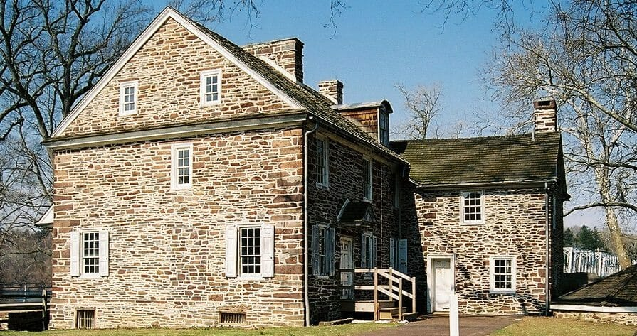 Colonial home 3