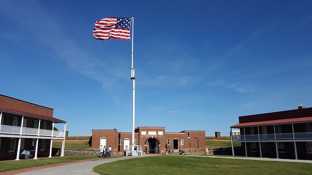 Fort McHenry Pixabay Public Domain