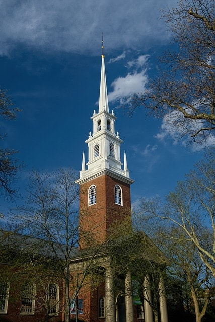 Old North Church Pixabay Public Domain