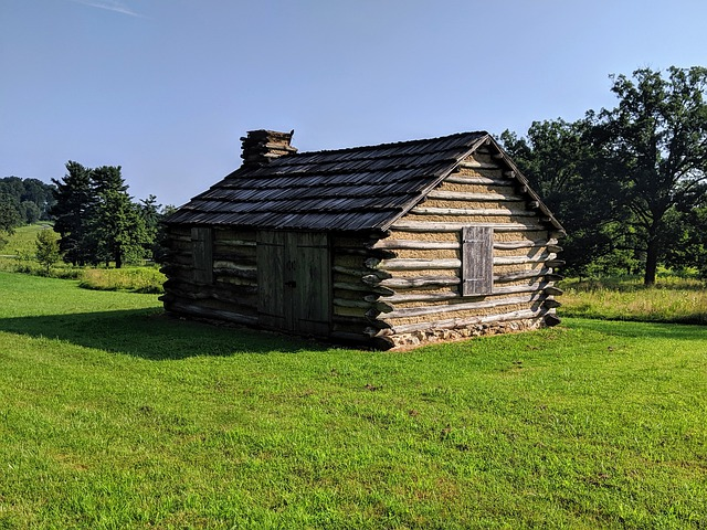 Valley Forge National Park Pixabay Public Domain