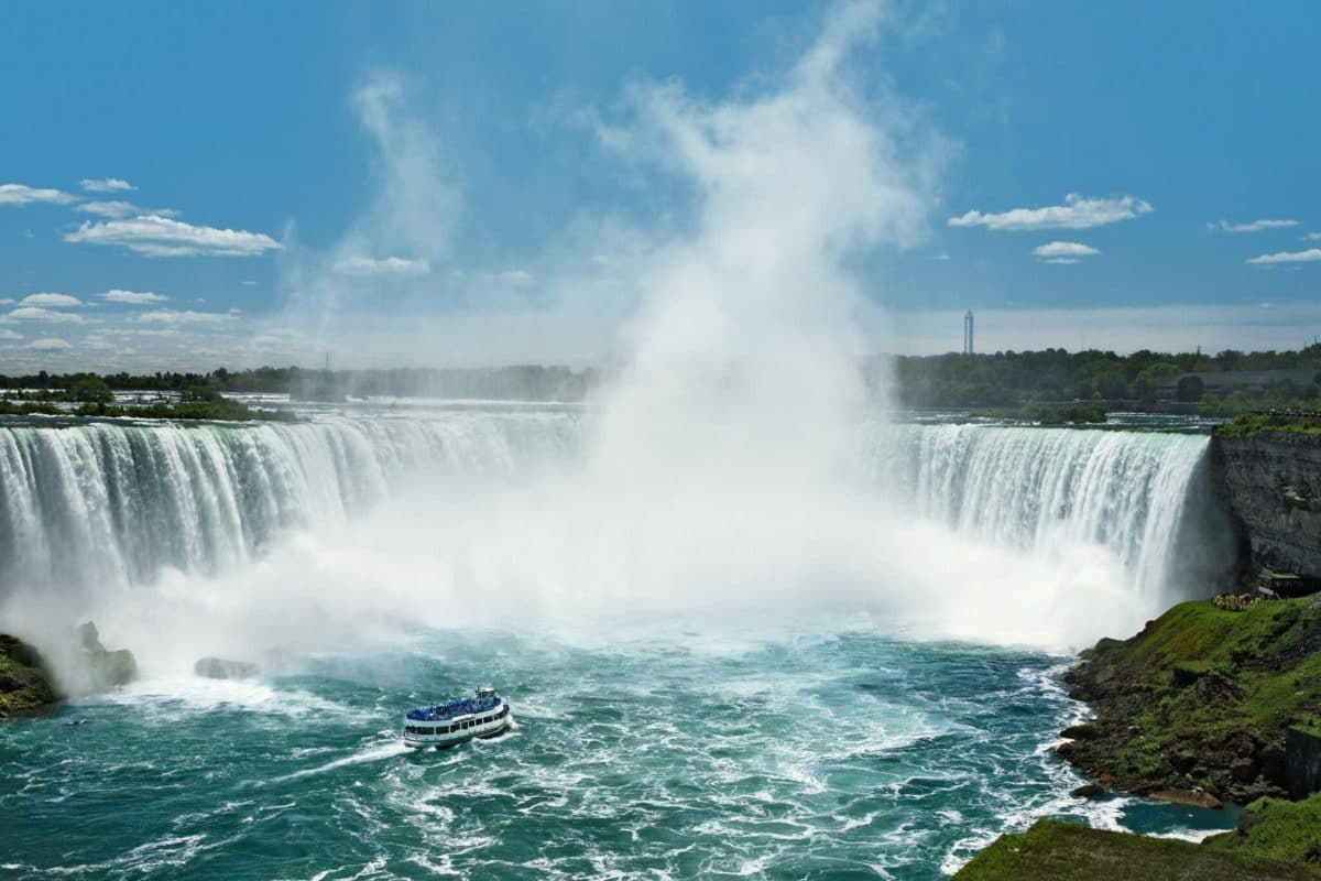 Maid of the Mist Credit Niagara Falls USA