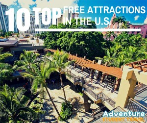 10 Top Free Attractions in the U.S.