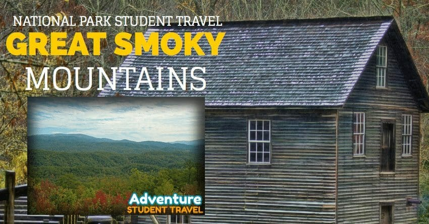 National Park Student Travel: Great Smoky Mountains