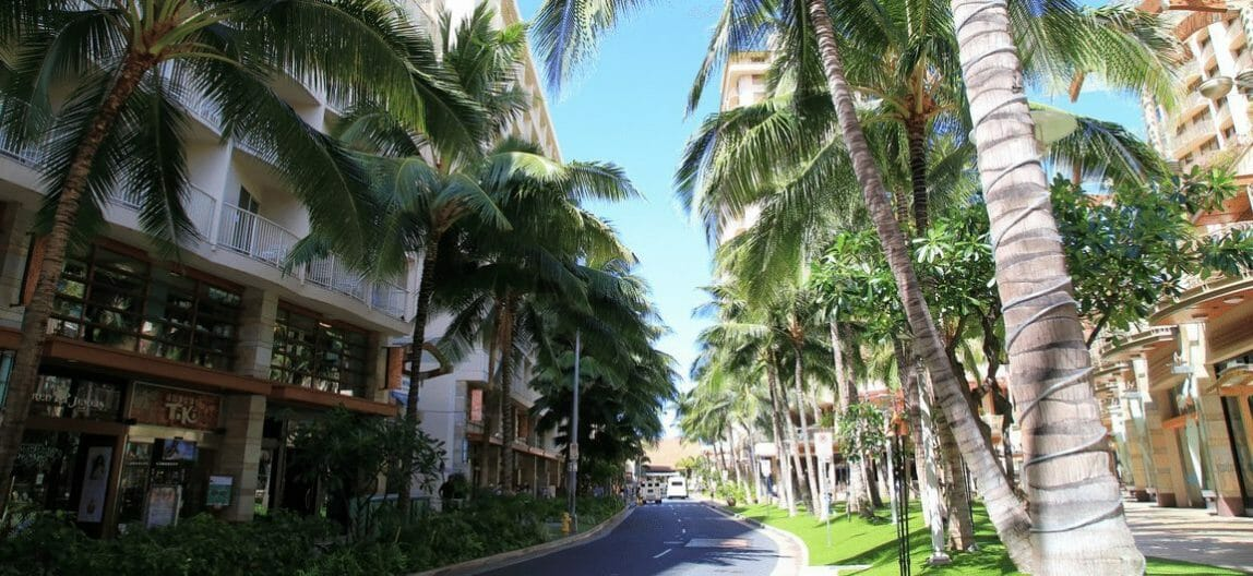 best shopping places in Hawaii