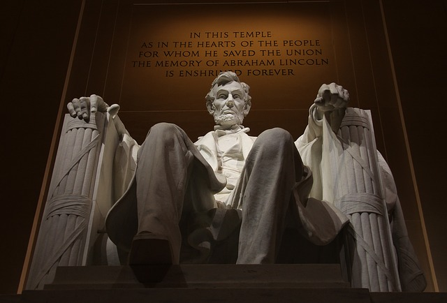 Lincoln Memorial Pixabay Public Domain