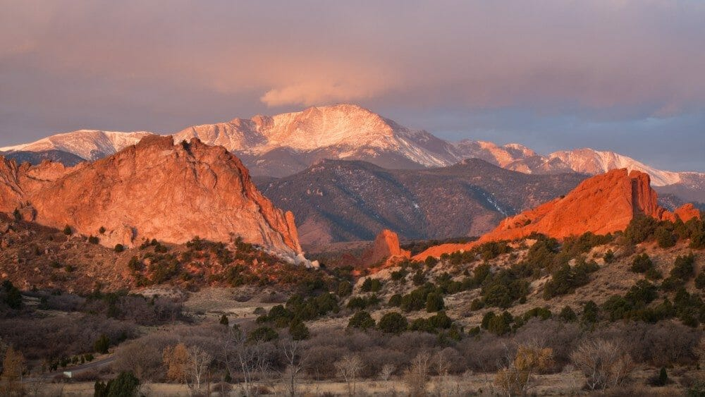 5-Day Colorado Springs Trek