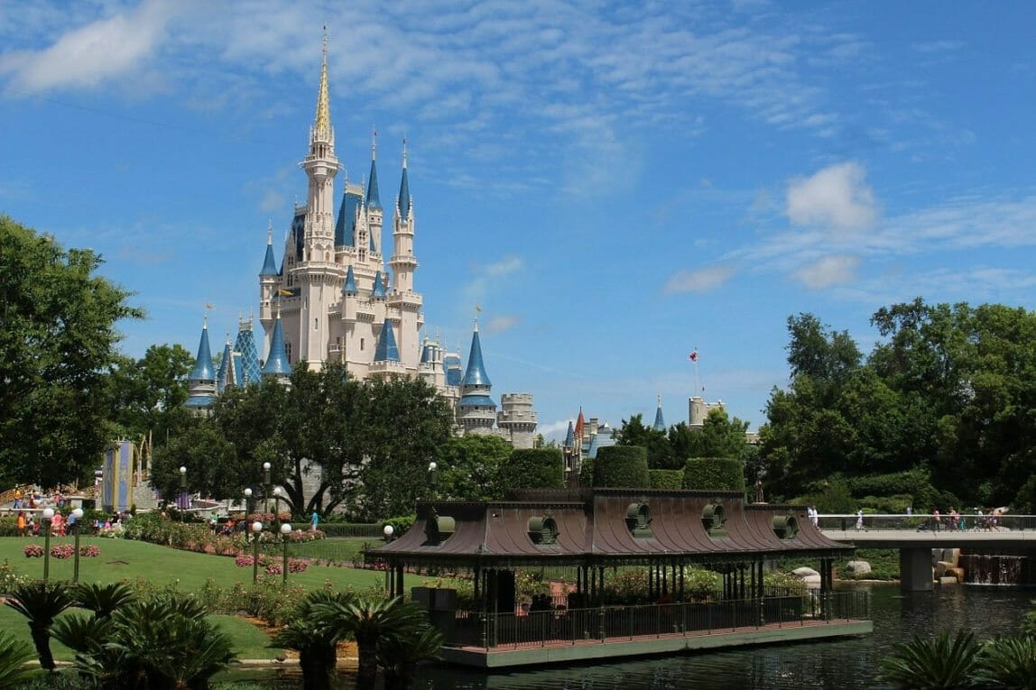 Walt Disney World Pixabay Public Domain