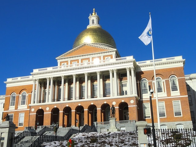 State House Boston Pixabay Public Domain