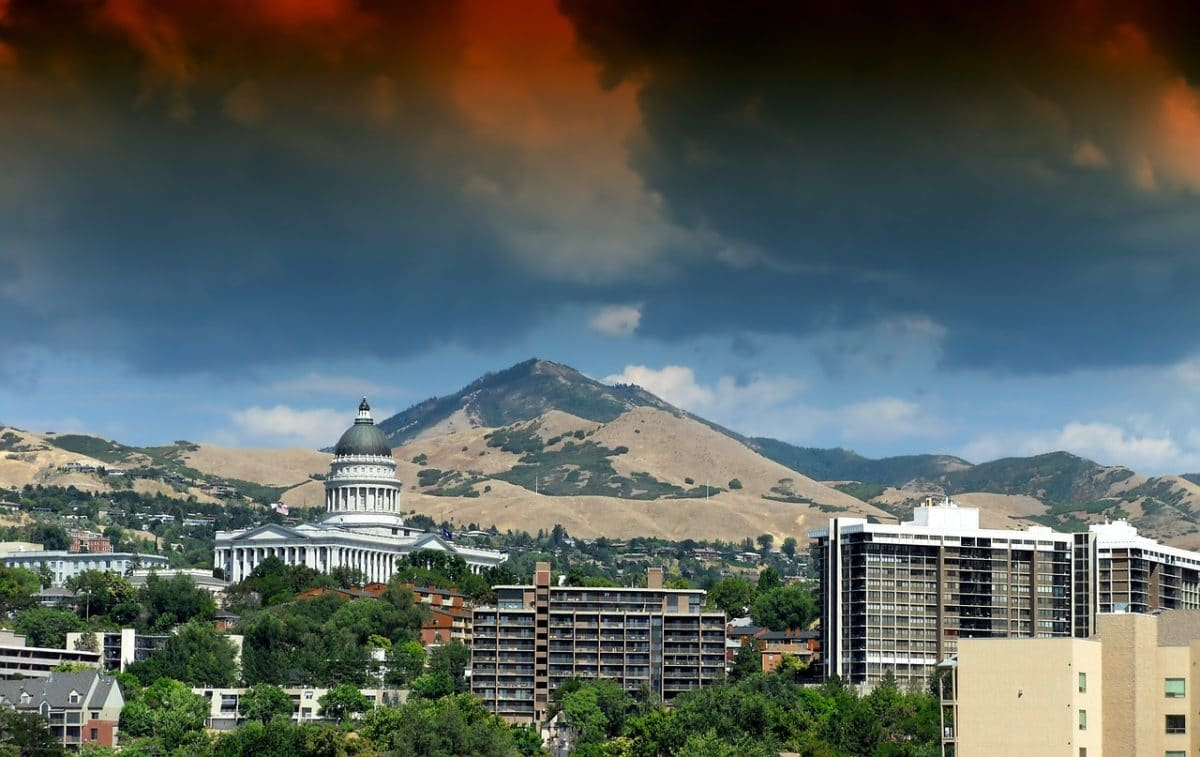 Salt Lake City Pixabay Public Domain