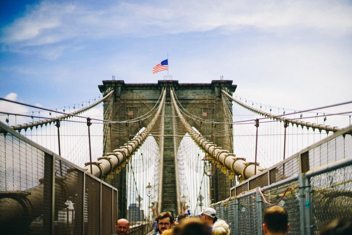 Brooklyn Bridge Unsplash Public Domain