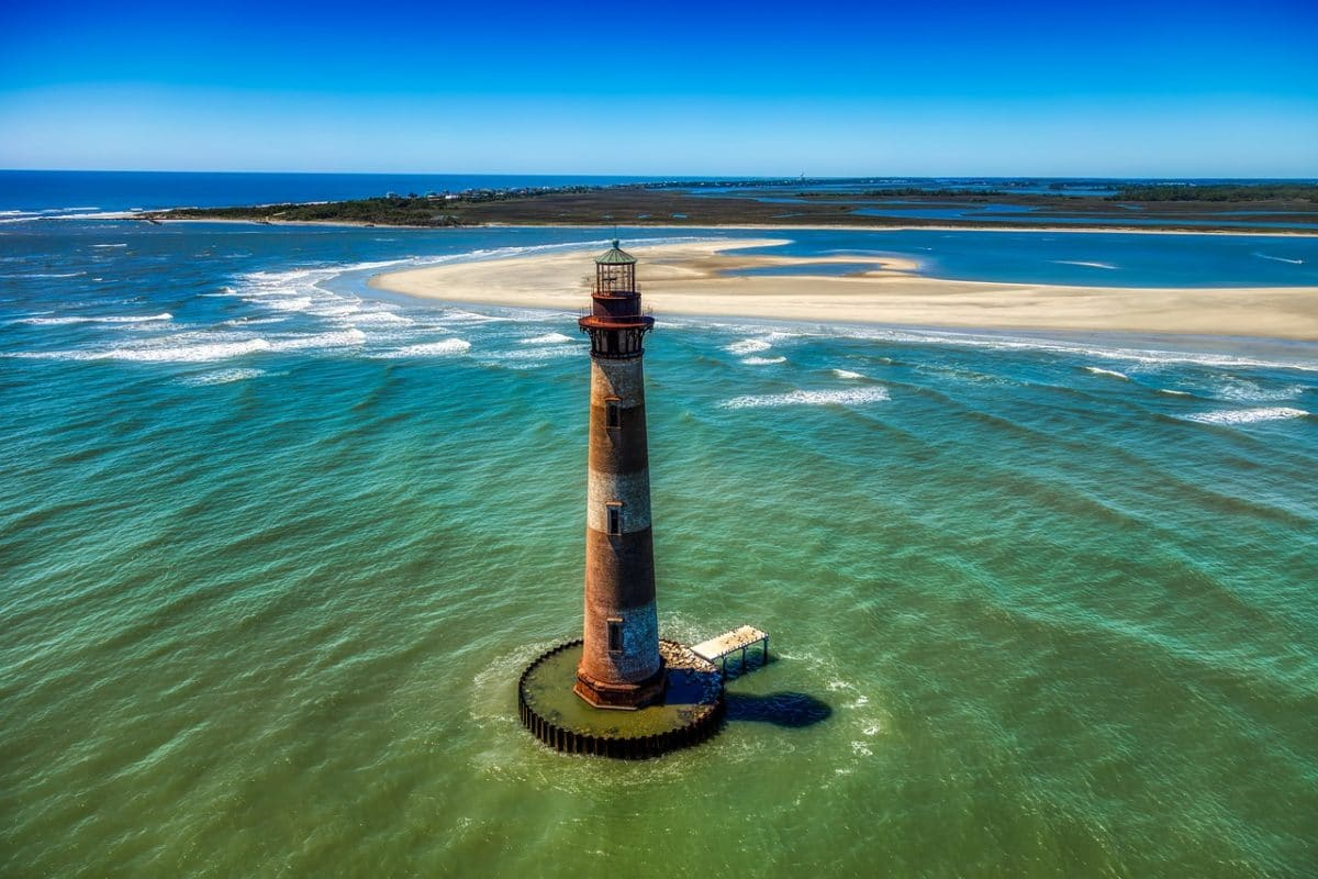 Morris Island Lighthouse Pixabay Public Domain