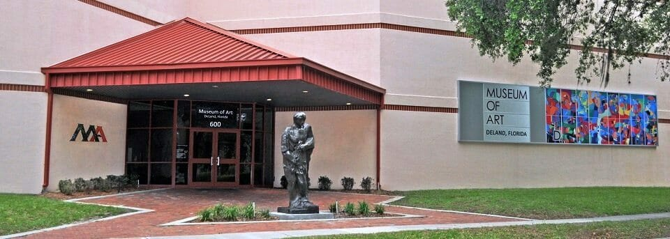 Museum of Florida Art -Deland