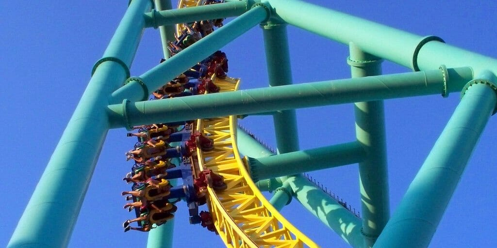 Wicked Twister, Cedar Point