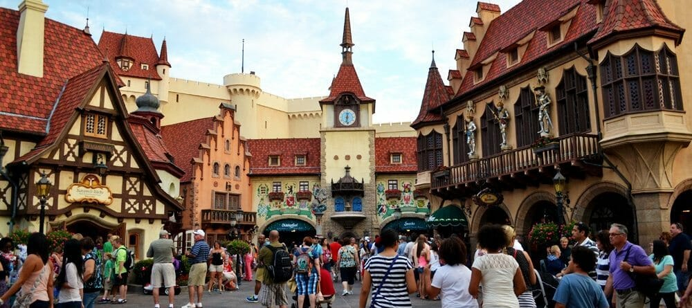 germany epcot