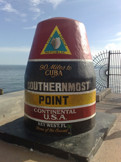 Southernmost Point Pixabay Public Domain