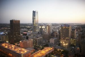 Downtown_Oklahoma_City_skyline_at_twilight