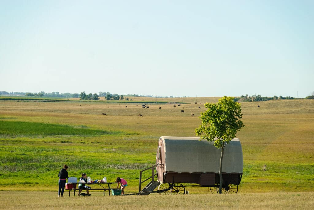 Ingalls Homestead Camping South Dakota