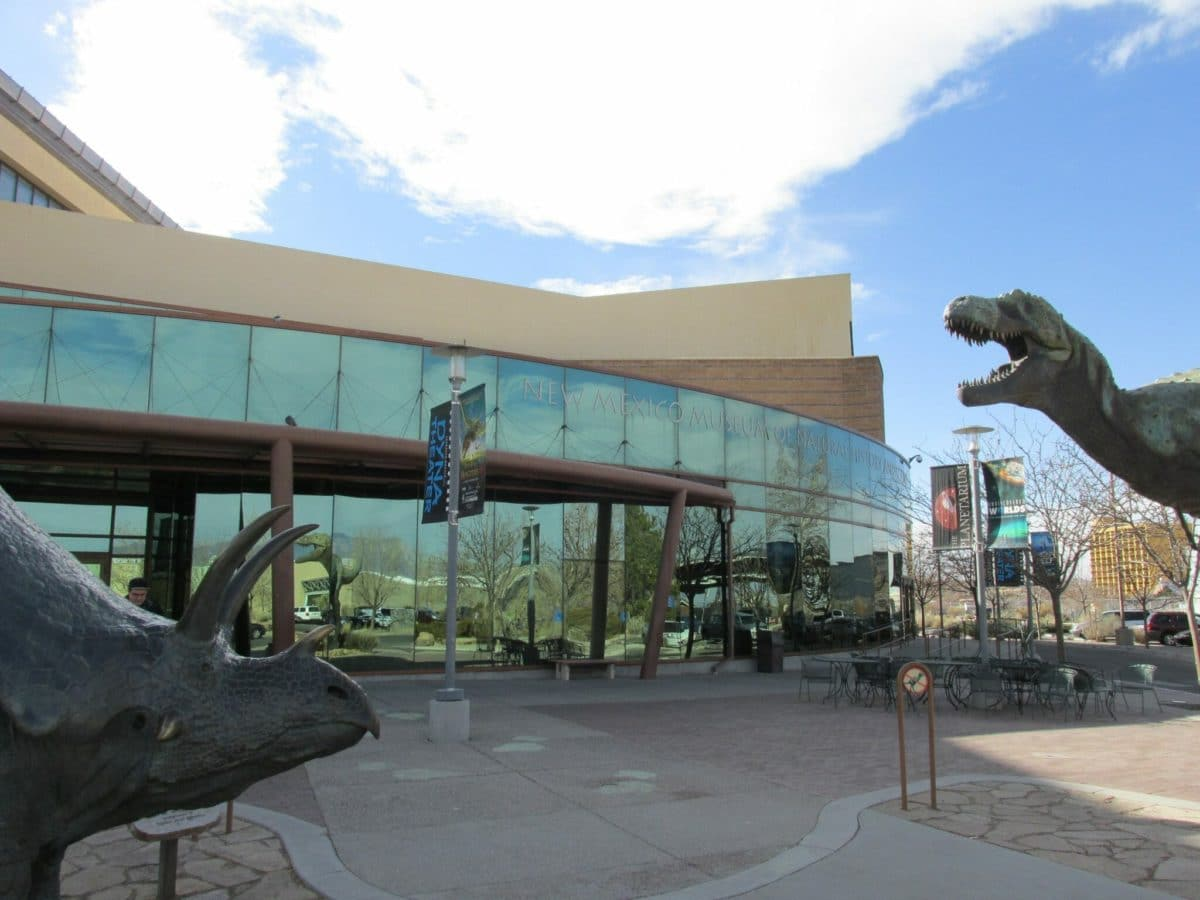 NM Museum of Natural History
