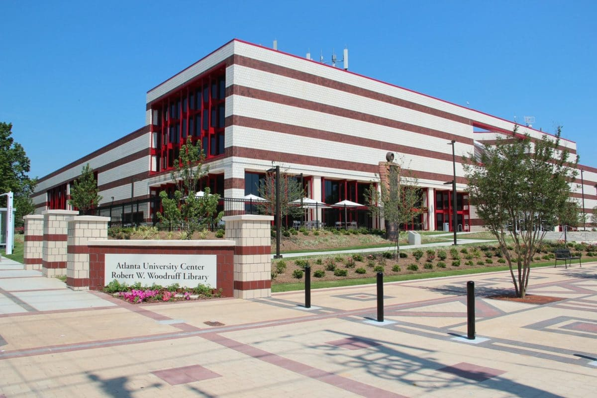 Robert Woodruff Library