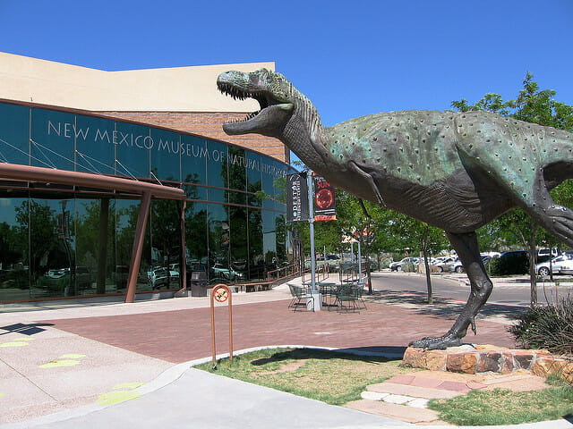 Marcin Wichary New Mexico Museum of Natural History and Science