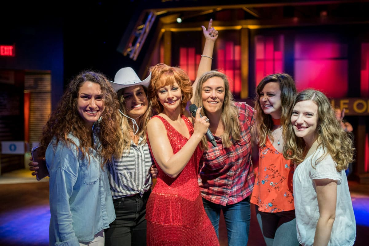 Credit Madame Tussauds Nashville