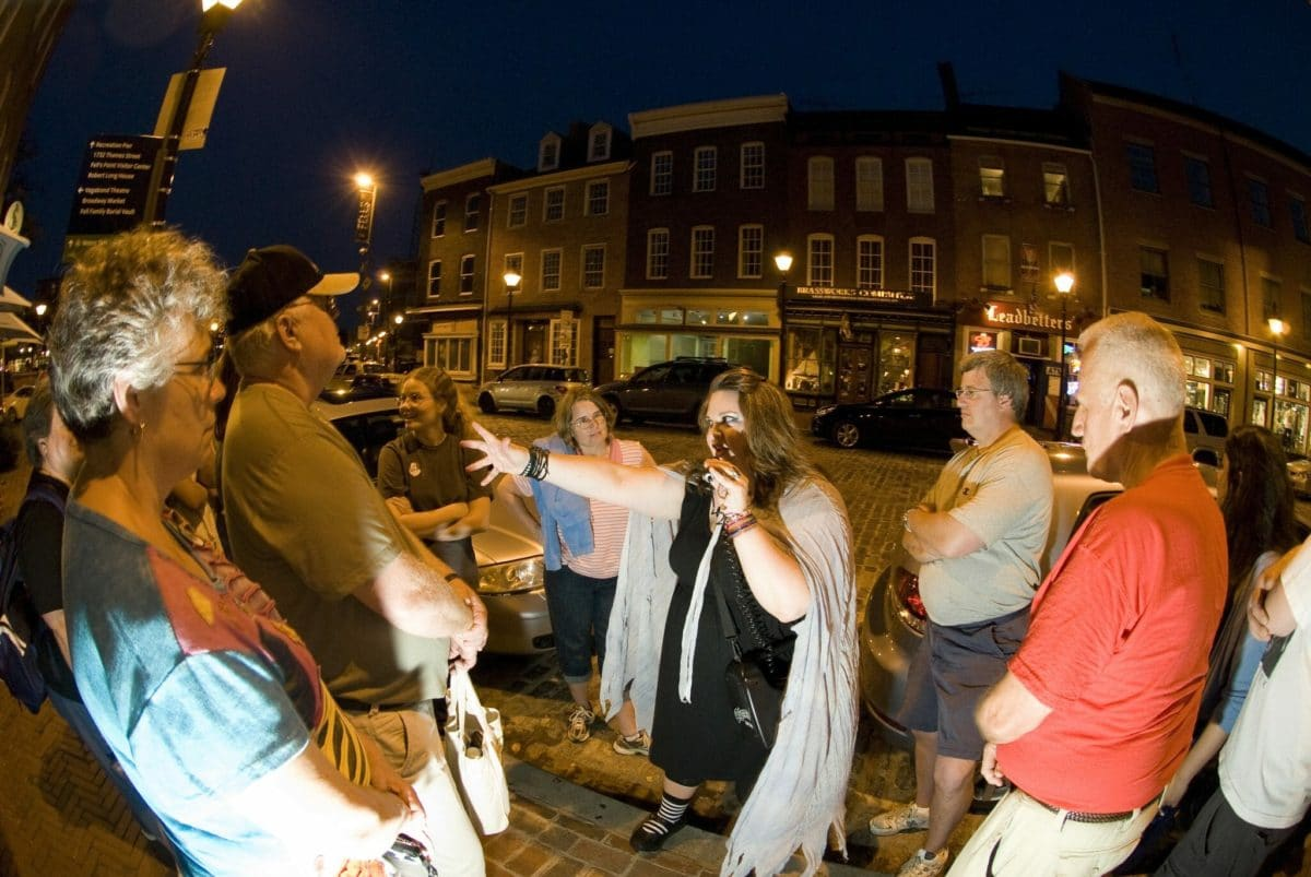 Credit Baltimore Ghost Tours