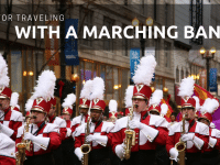 Tips for Traveling with a Marching Band