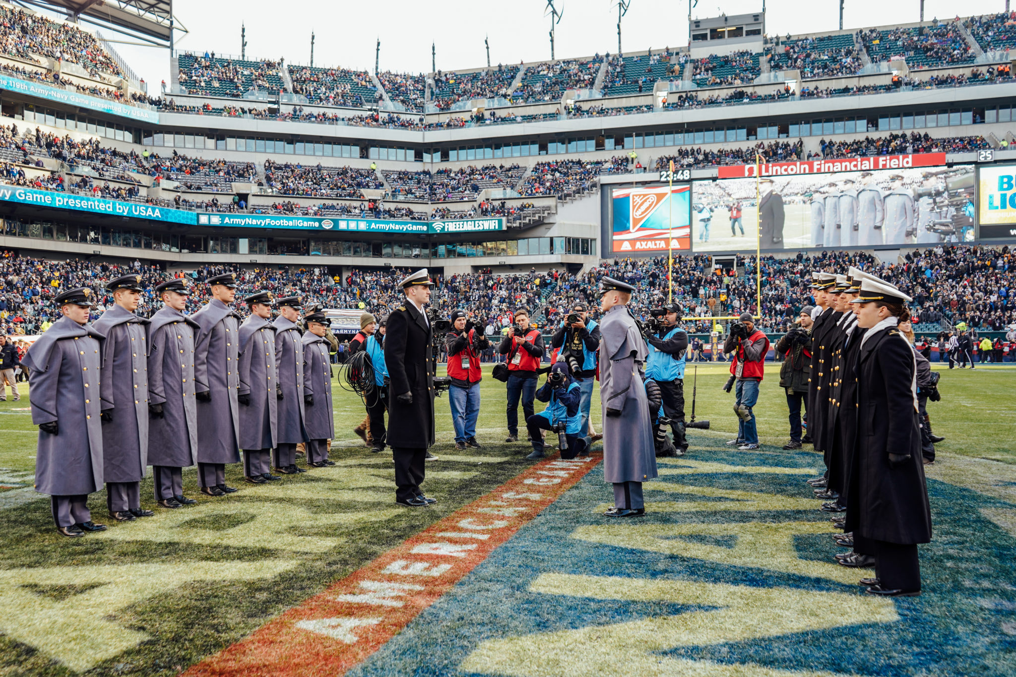 Army-Navy Game 2018 photo credit K Huff for PHLCVB (2)