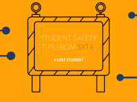 Student Safety Tips from SYTA: A Lost Student