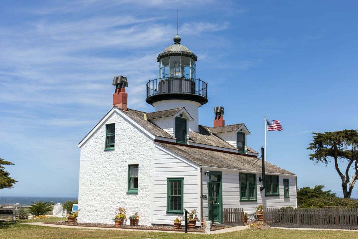 Point Pinos Lighthouse Pixabay Public Domain