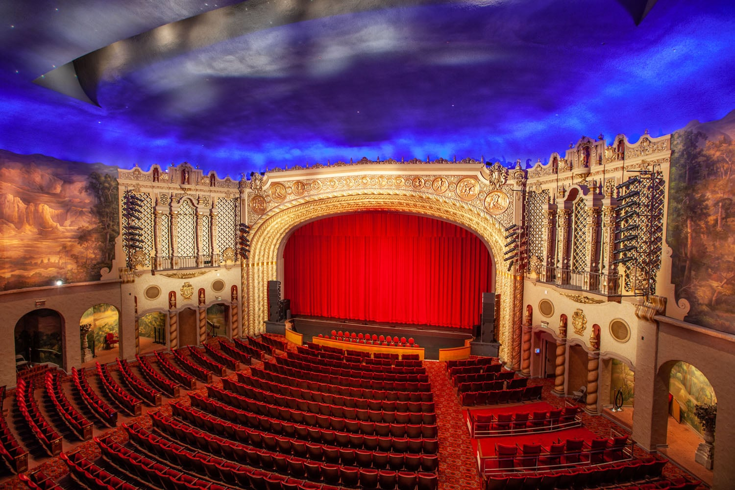 Orpheum Theatre Stage Credit Phoenix Convention Center & Venues