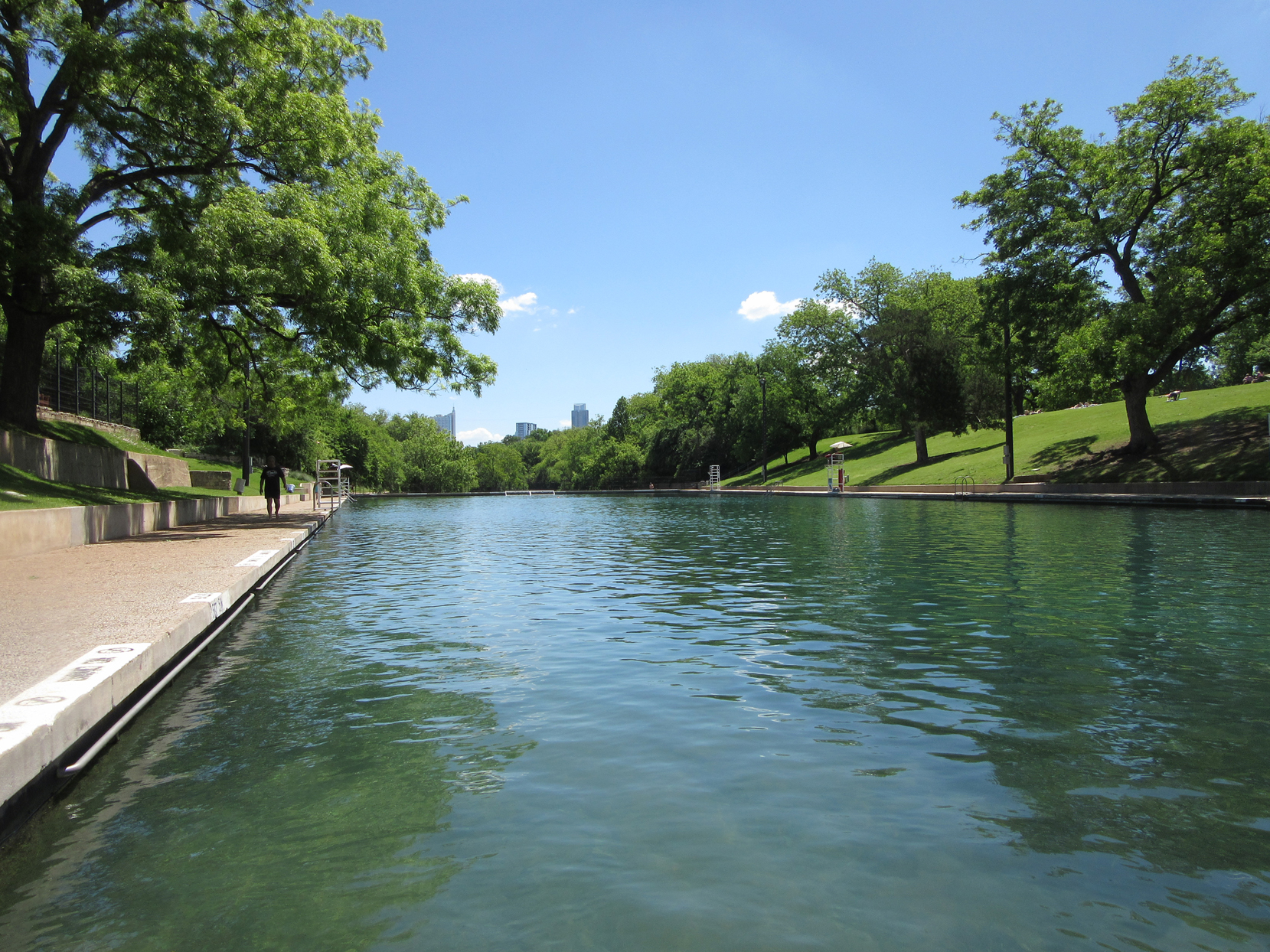 Barton Springs Pool Credit Austin Parks and Recreation Department Courtesy of Visit Austin