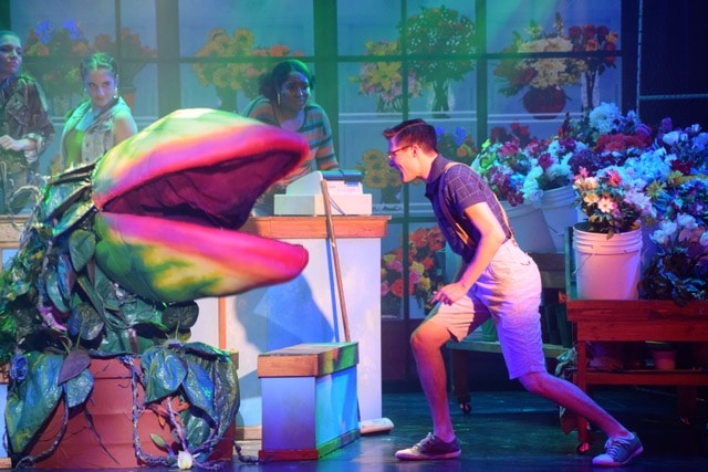 Little Shop Of Horrors - Post Playhouse 2019